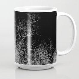 Dark night forest Coffee Mug