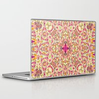 poem Laptop & iPad Skins featuring Poem by Ingrid Padilla