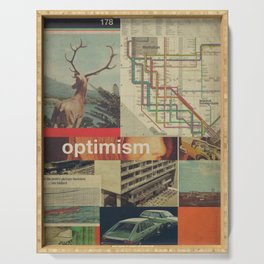 Optimism178 Serving Tray