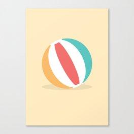 #37 Beachball Canvas Print