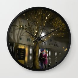 The Last Gift of Christmas Wall Clock