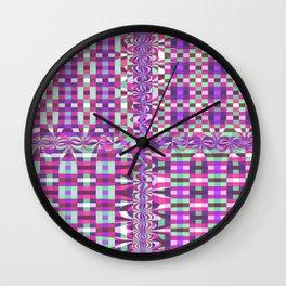 c254-parts-neu II Wall Clock