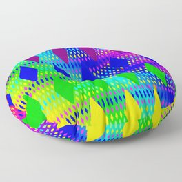 Colorcaching ... Floor Pillow