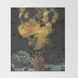 Intertidal Throw Blanket
