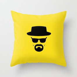 Heisenberg Throw Pillow