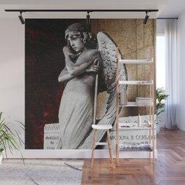 Angel of the Resurrection - Oneto Family Plot Portrait #2 by Jeanpaul Ferro Wall Mural