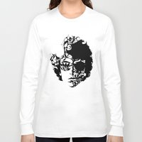dylan Long Sleeve T-shirts featuring Dylan by KATA