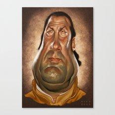 Steven Seagal Canvas Print