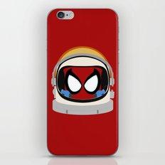 Spidey-Naut iPhone & iPod Skin