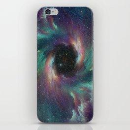 Vortex Nebula iPhone Skin