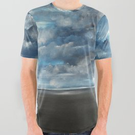 The Sun is Coming (Lista) by Gerlinde All Over Graphic Tee