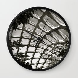 Mobius Wall Clock