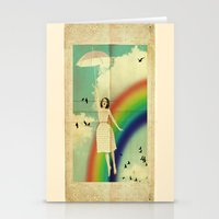dorothy Stationery Cards featuring Dorothy by Robin Curtiss