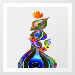 Eye Candle Art Print