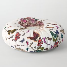 Frida Kahlo - Mexico Floor Pillow