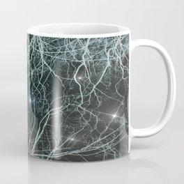Moonlit Starry Night Sky Coffee Mug