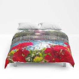 Budapest Bath Comforters