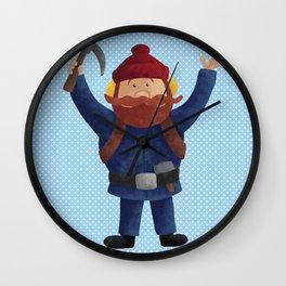 Yukon Cornelius New Wall Clock