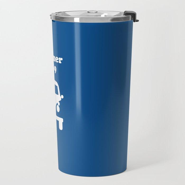 Summer 1969 - blue Travel Mug