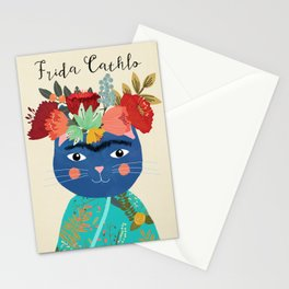 Frida Cathlo Stationery Cards