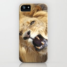 """The Lion King"" #2 iPhone Case"