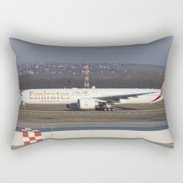 Emirates Boeing 777-300ER Rectangular Pillow
