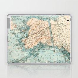 Vintage Alaska Laptop & iPad Skin