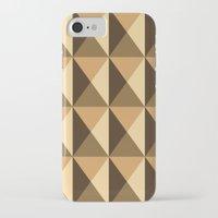 copper iPhone & iPod Cases featuring Copper by Fernanda Fattu