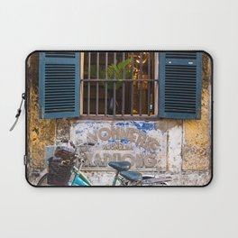 Savonnerie and Bicycles, Hoi An Ancient Town, Vietnam Laptop Sleeve