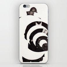 Deconstruction II (Void) iPhone & iPod Skin