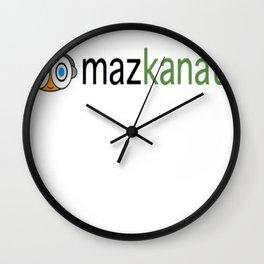 Maz Kanata T-Shirt Wall Clock