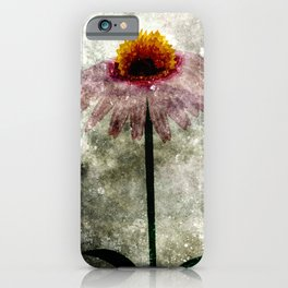 Coneflower iPhone Case