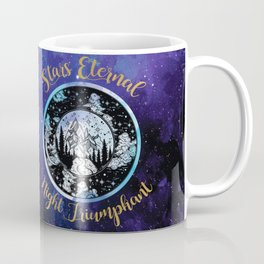 A Court Of Mist And Fury - Stars Eternal Night Triumphant Coffee Mug