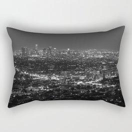 LA Lights No. 2 Rectangular Pillow