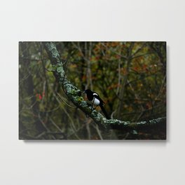 Painting the Trees Metal Print