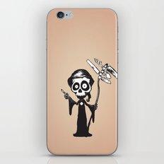 Swiss reaper v2 iPhone & iPod Skin