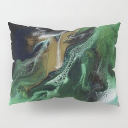 Trimeresurus Stejnegeri - Resin Art Pillow Sham