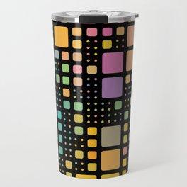 Pop Squares Travel Mug