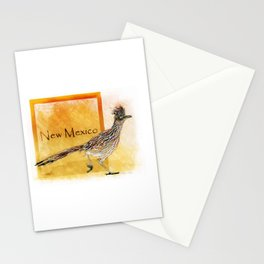 Roadrunner Of New Mexico-Barbara Chichester Stationery Cards