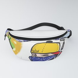 The King Fanny Pack