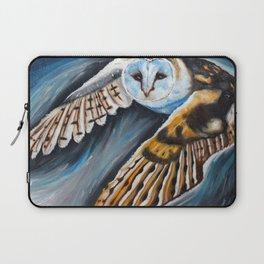 Night Owl in flight Laptop Sleeve