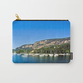 Silence on Lake Garda / Italy Carry-All Pouch