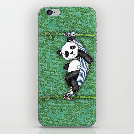 iPod Panda - The Lazy Days iPhone & iPod Skin