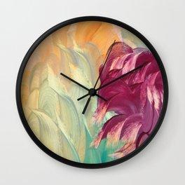 Asvieniai Wall Clock