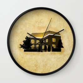 """""""The Exorcist"""" Home Illustration Wall Clock"""