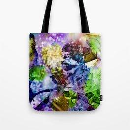 Oriental Dream of Beauty Tote Bag