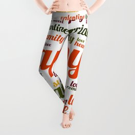 Happy Leggings