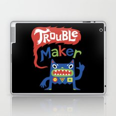 Trouble Maker Laptop & iPad Skin