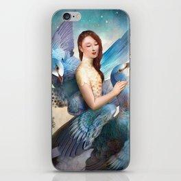 Sky Dancers iPhone Skin