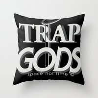 gucci Throw Pillows featuring trap gods... by kemistree